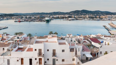 Make your stay in Ibiza super-luxe at a hotel in the Old Town