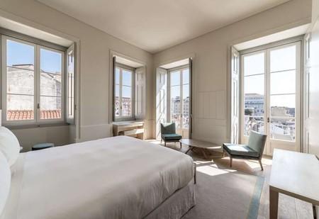 Guest room at Verride Palácio Santa Catarina