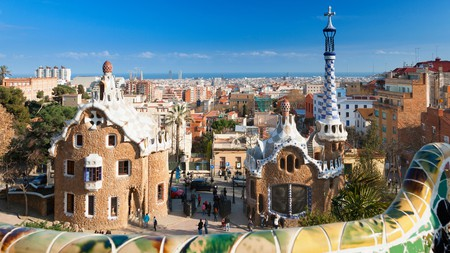 Barcelona is a cultural hub of Europe, with a thriving contemporary art scene.