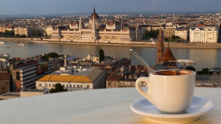 Coffee culture in the Hungarian capital is evolving