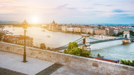 A visit to Budapest wouldn't be complete without a cruise along the River Danube