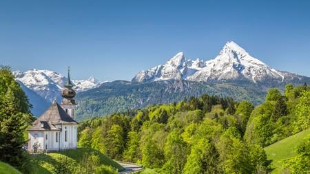 Berchtesgaden National Park, Germany