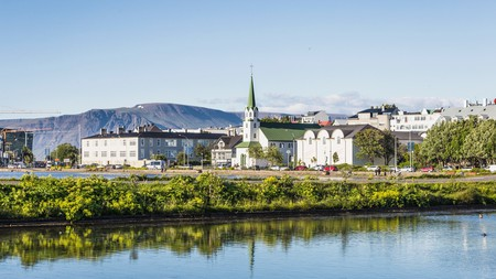 Reykjavik is known for its picturesque landscape