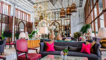 Enjoy brunch at the Mandarin Oriental Hotel Bangkok