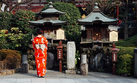 See the temples and shrines of Tokyo
