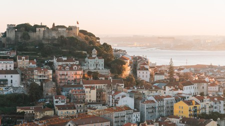 A walking tour is a great way to see Alfama, Lisbon
