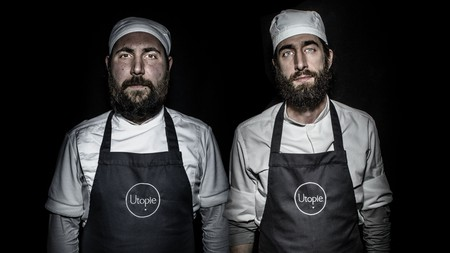 Friends Erwan Blanche and Sébastien Bruno are classically trained bakers