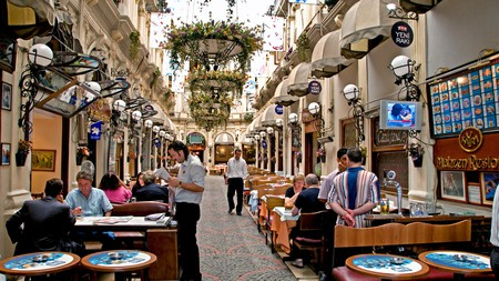 Find out where to eat out in Beyoğlu, Istanbul
