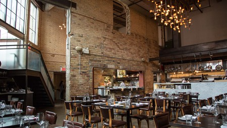 Buca is part of Toronto's under-recognized gastronomic scene