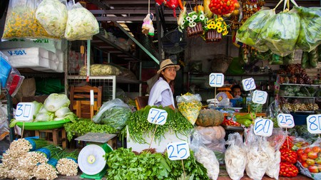 Bangkok is a city of a thousand smells, sights, sounds and tastes