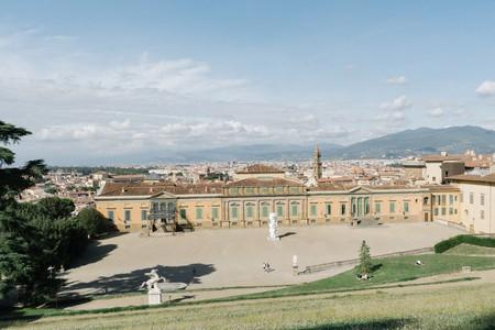 Gucci contributed to the restoration of Boboli Gardens