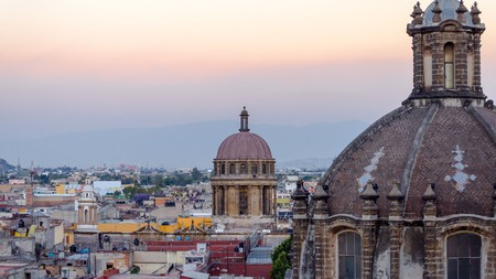 Mexico City is home to plenty of trendy neighborhoods and stylish areas