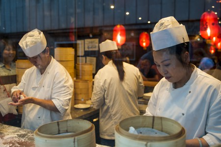 From dumplings to bubble waffles, London's Chinatown is where traditional cuisine meets food trends