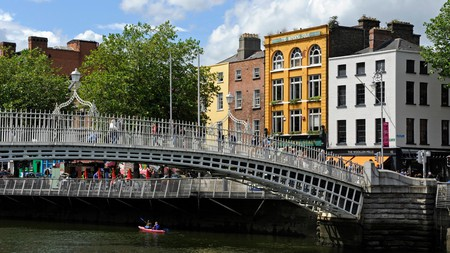 You'll leave Ireland's capital with priceless memories