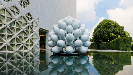 MOCA is the largest art museum in Bangkok, with five art-filled floors to discover