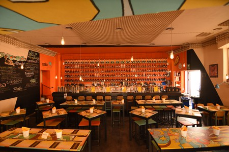 Open Baladin specialises in trendy craft beers and burgers