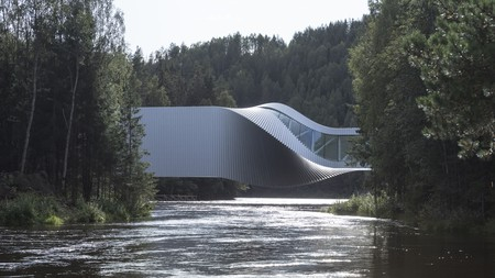 The Twist is the latest in a series of exciting architectural projects in Norway