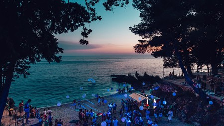 Anjunadeep's Explorations festival is set on Albania's Adriatic Coast