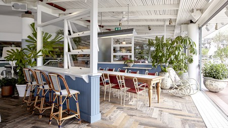 Coogee Pavilion is a family-friendly bar just a bus ride from the centre of Sydney