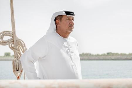 Major Ali, the UAE's last pearl diver