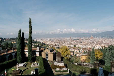 Florence is best enjoyed while rested and relaxed