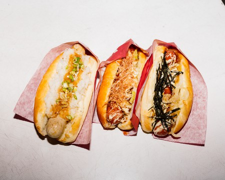 Japadog's hotdogs have become synonymous with the Vancouver dining scene