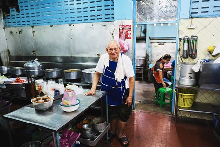 Bangkok is a vibrant city brimming with food to suit every palate and budget
