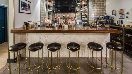 Due West is one of the West Village's welcoming bars