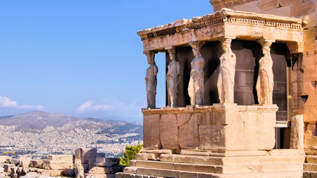 Journey back to antiquity on a visit to Athens, Greece