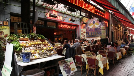 Look beneath the surface in Brussels, and you'll discover a vibrant food scene