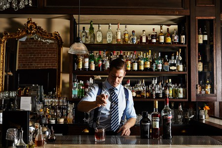 Melbourne's cocktail scene is among the most celebrated on the planet