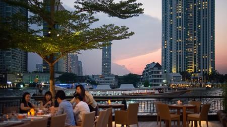 Terrace Restaurant, Chao Phraya River