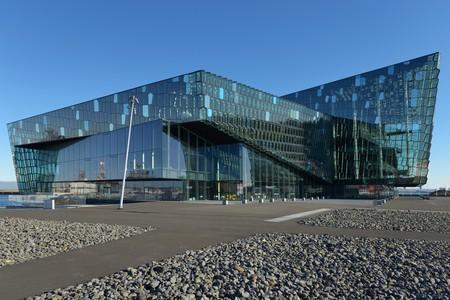 Reykjavik's Harpa Concert Hall was partly designed by Ólafur Éliasson