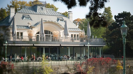 Meierei im Stadtpark is the perfect place to start your day in Vienna