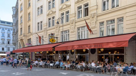 Vienna's drinking scene has much to offer