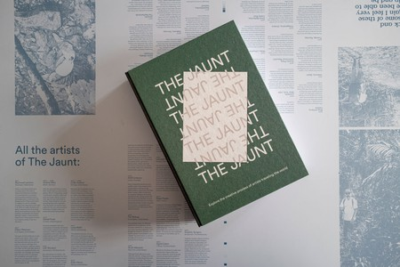 'The Jaunt' book documents the creative process of 40 artists' global travels, with inspiring results