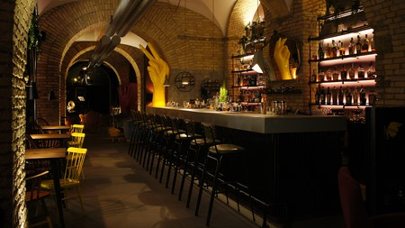 DROP Monti is one of Rome's coolest bars