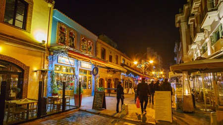 Thessaloniki has no shortage of places to enjoy a glass of wine, live music or signature cocktails