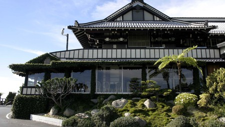Yamashiro Restaurant in Los Angeles has a controversial past but is still standing proud in the Hollywood Hills.