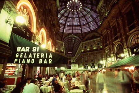 Milan, Italy has cafés and coffee shops that suit every taste and budget