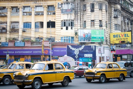 Park Street is the heart of Kolkata