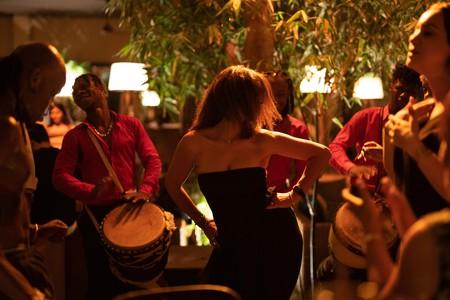 Dancing at Bô Zin