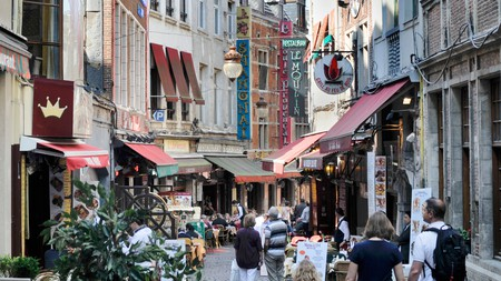 Brussels has a growing scene of places offering ethical eating experiences