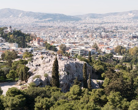 Discover the lesser-known places to go in picturesque Athens through the eyes of Athenian Antonis Theodoridis