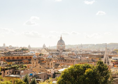 Rome's incredible skyline needs to be seen to be believed