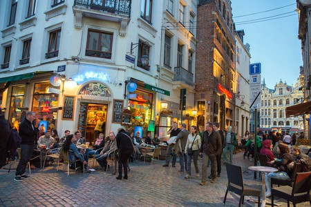 Brussels has plenty of late-night bars