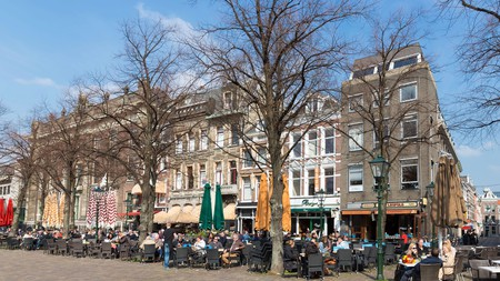 The Hague boasts a bevy of enjoyable cafés