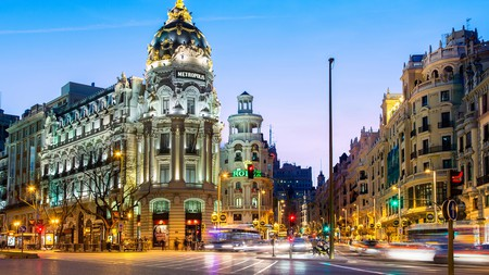 Madrid has a vibrant nightlife waiting to be explored