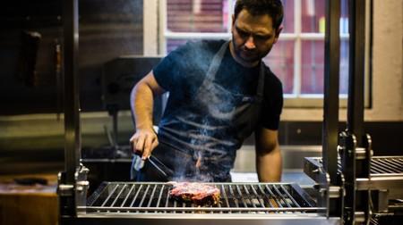 Chef Lennox Hastie returned to Australia in 2011 before opening Firedoor in 2015