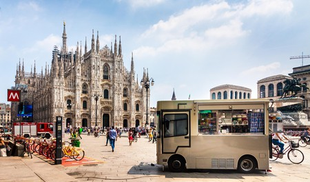 Milan's Centro Storico is brimming with restaurants